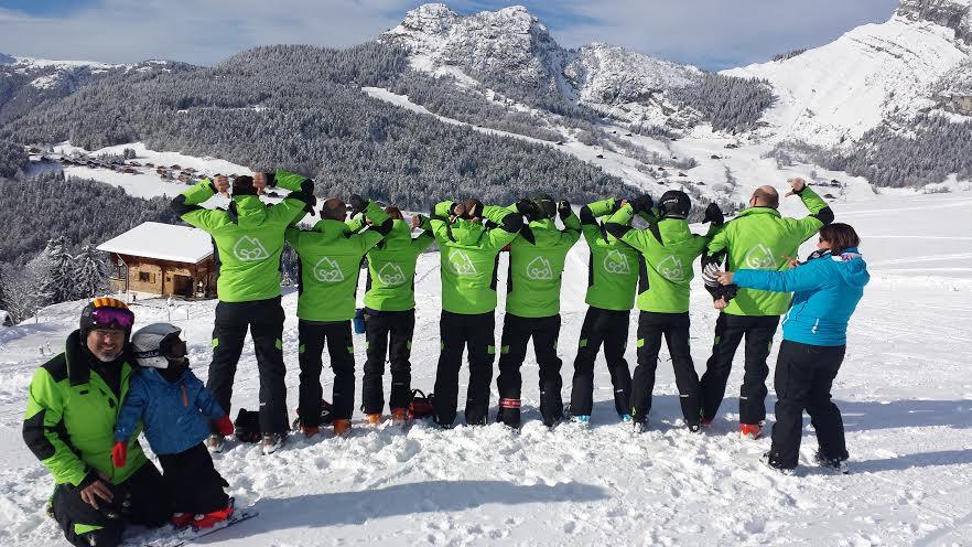 Moniteurs ski alpin SC2
